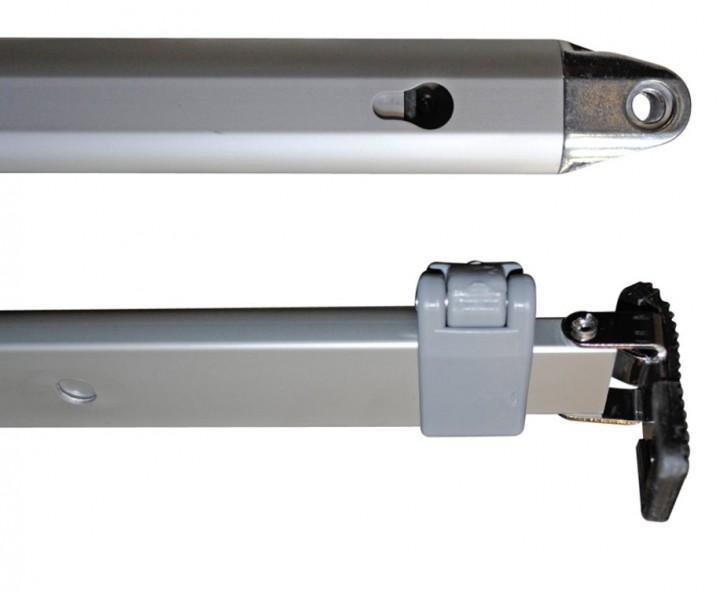 Stützfuß rechts 2,7 m für Markise F35 Pro