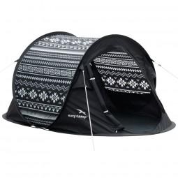 Easy Camp Pop-Up-Zelt Black & White