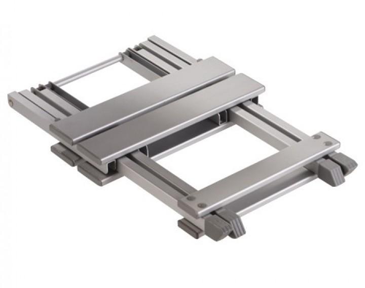 Aluminium Klapphocker