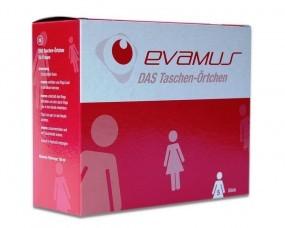 Evamus Reisetoilette 5er-Pack für Frauen