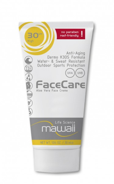 Mawaii 'FaceCare' 30 ml SPF 30