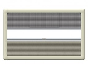 Horrex Duo Plissee UCS 160 × 70 cm
