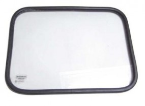 Starre Scheibe 1015x455mm mit Gummidichtung VW T4