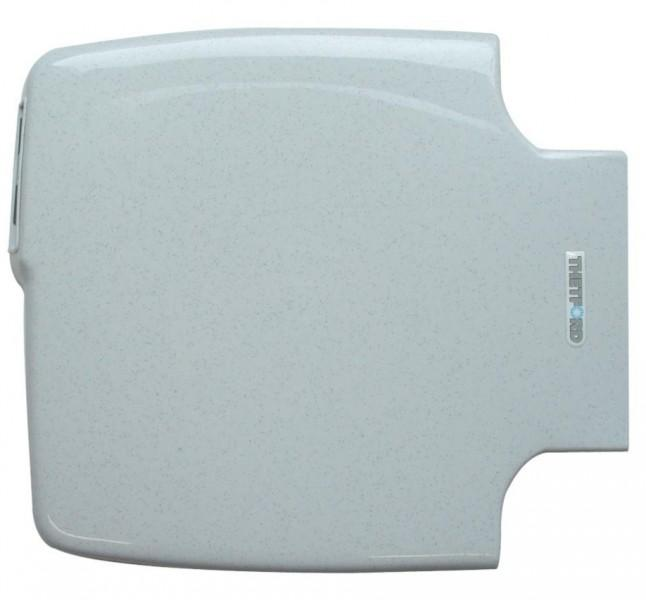 Toilettensitz mit Deckel granit für Porta-Potti 465