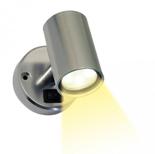 Frilight Spot Minitube D1 6 SMD Aluminium