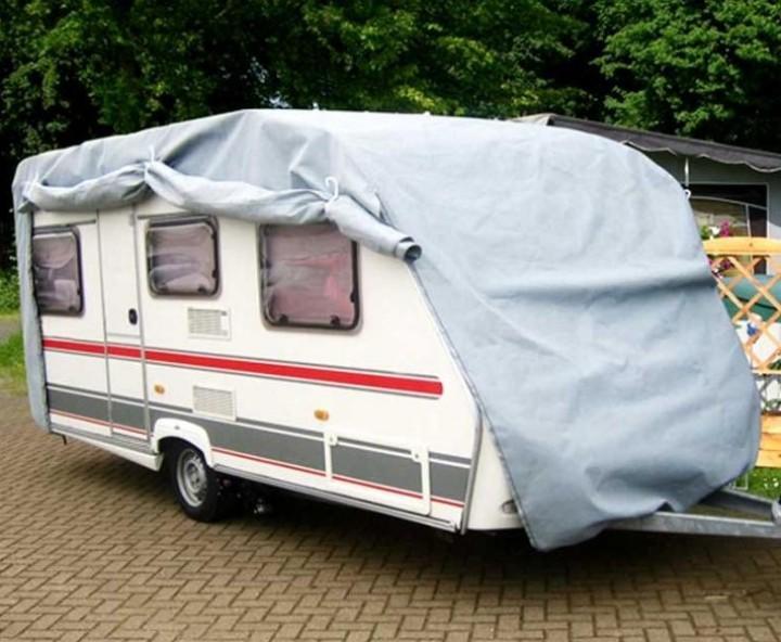 Caravan-Schutzhaube 550x250x220cm