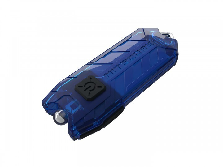 NiteCore Pocket LED 'Tube' blau