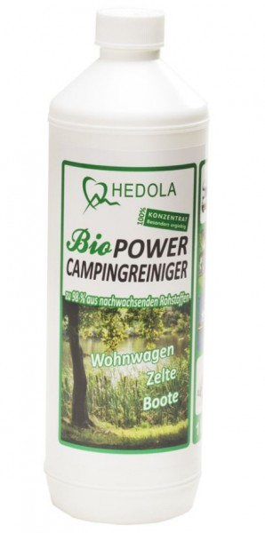 Hedola Bio Power Campingreiniger