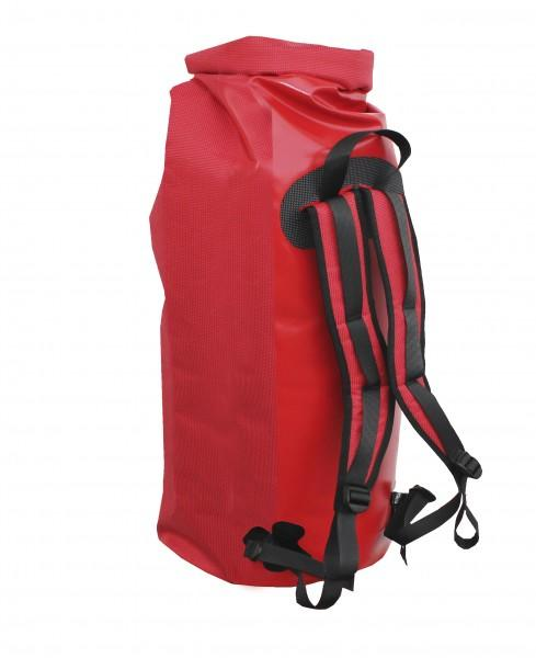 Relags 'Seesack' 90 L, rot