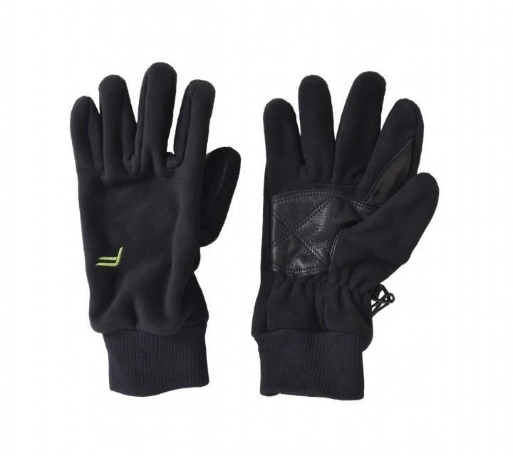 F Handschuhe 'Waterproof' schwarz, M