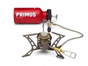 Primus Kocher OmniLite TI mit Brennstoffflasche