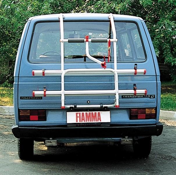 Fiamma Fahrradträger Carry-Bike für VW T4 ab 1991 mit Heckklappe