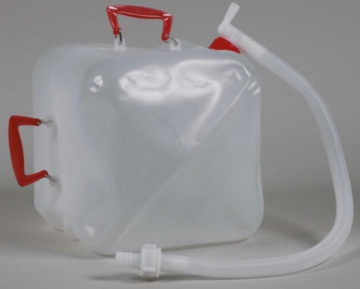 Schmutzwasserboy 20 Liter transparent