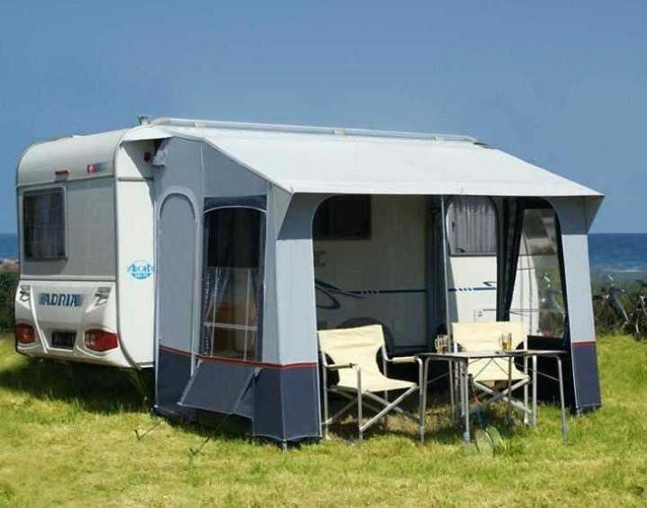 Casa Royal 320 Caravan Teilzelt