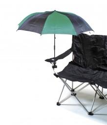 Relags Travelchair Sonnenschirm für Stühle schwarz-grün