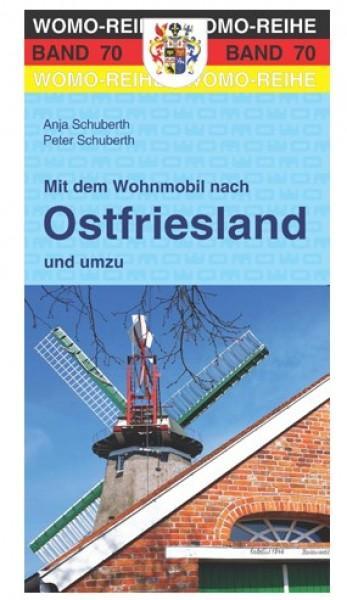 Mit dem Wohnmobil nach Ostfriesland und umzu