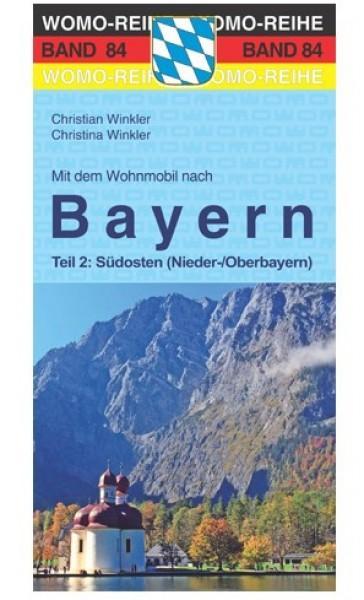 Mit dem Wohnmobil nach Bayern Teil 2 Südost Oberbayern