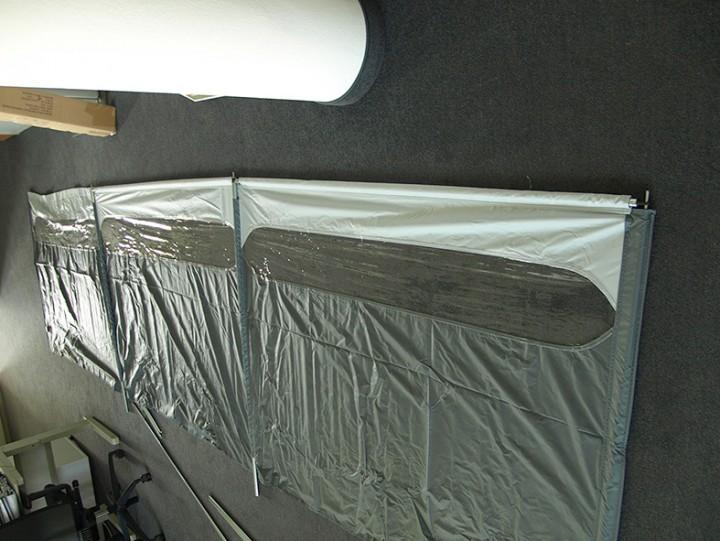 Reimo Windschutz Norderney 4,8x1,3m
