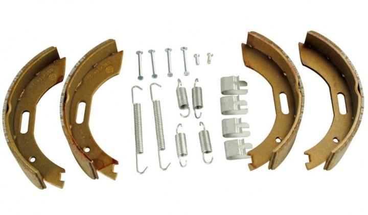 Knott Bremsbacken für eine Achse 200x50 Typ 20-2425/1
