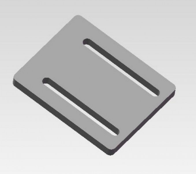 MoveControl Distanzplatte 8 mm