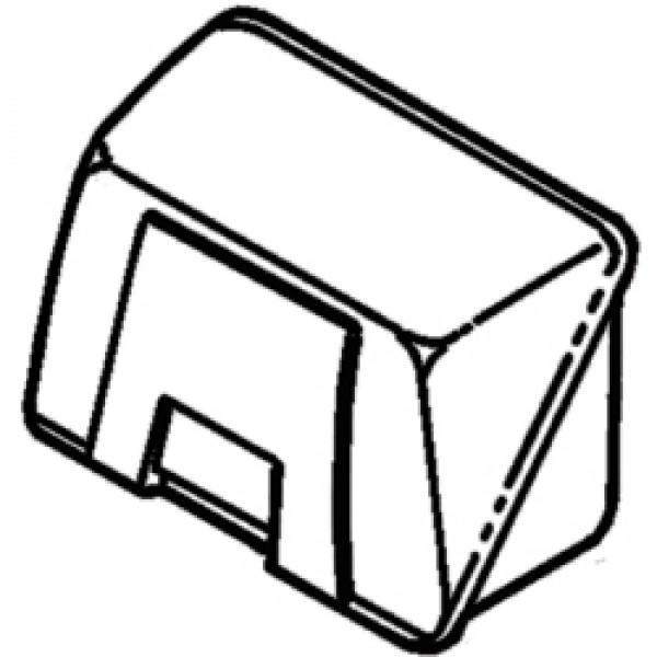 Deckel Carry-All Box 150, weiß