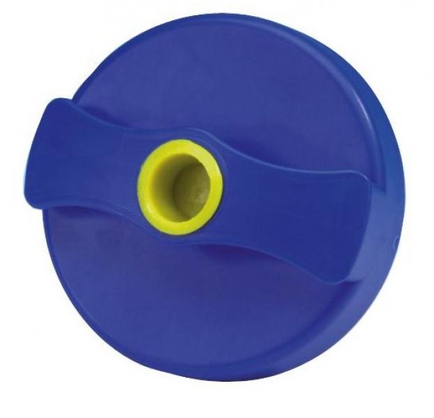 Tankdeckelverschluss blau für HSC Schloss-System