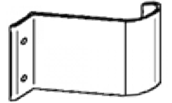 Befestigung Omni-Leiter double - Befestigung für Omni-Leiter 10-stufig, rechts