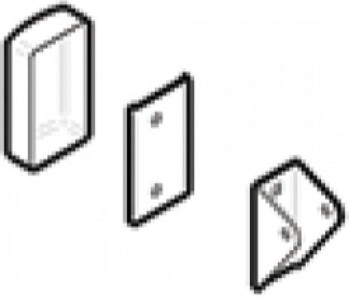 Montagesatz Omni-Leiter double 10-stufig