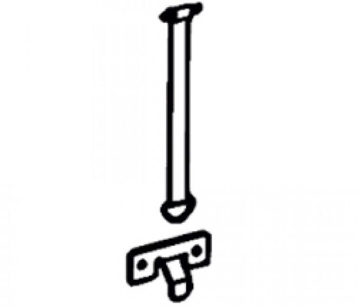 Befestigungsband + Haken Thule|Omnistor W150