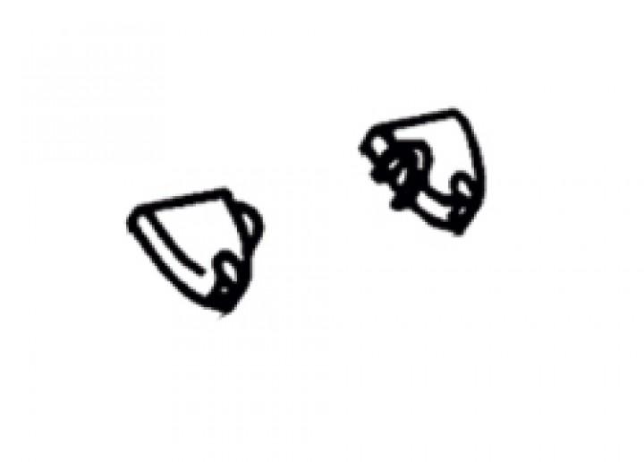 Endkappen Thule|Omnistor W150 - Endkappe links für Stützarm Thule|Omnistor W150