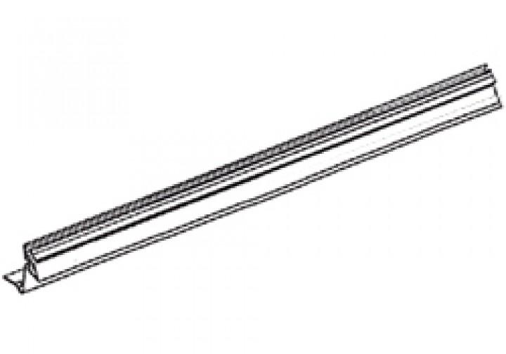 Frontprofil Thule|Omnistor 5002 - Frontprofil 3,50m Thule|Omnistor 5002, eloxiert