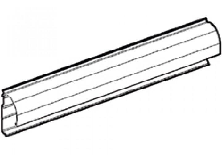 Gehäuse Thule|Omnistor 5002 - Gehäuse 2,60m Thule|Omnistor 5002, eloxiert