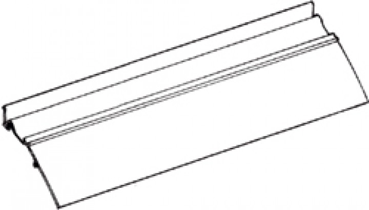 Gehäuse-Unterteil Thule|Omnistor 6002 - Gehäuse-Unterteil 3,25m Thule|Omnistor 6002