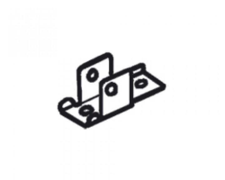 Metallfuß für Markisen Stützfüße Omnistor bis Baujahr 2010