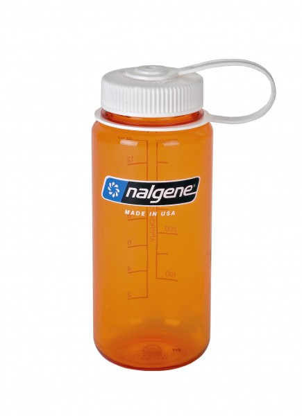 Nalgene 'Everyday Weithals' 0,5 L, orange