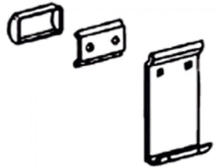 Montagesatz Thule|Omnistor Serie 5 - Montagesatz Omnistor Serie 5000 / 5002 bis 3,50m