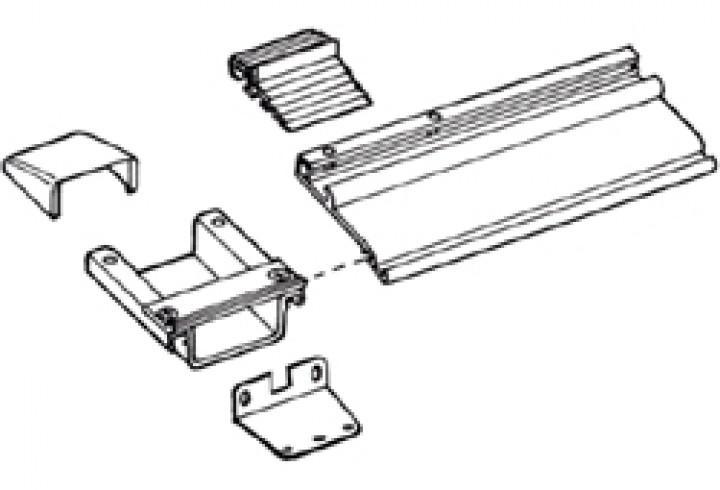 Montagesatz Thule|Omnistor Serie 6 - Montagesatz Omnistor Serie 6 3,75 - 4,50m