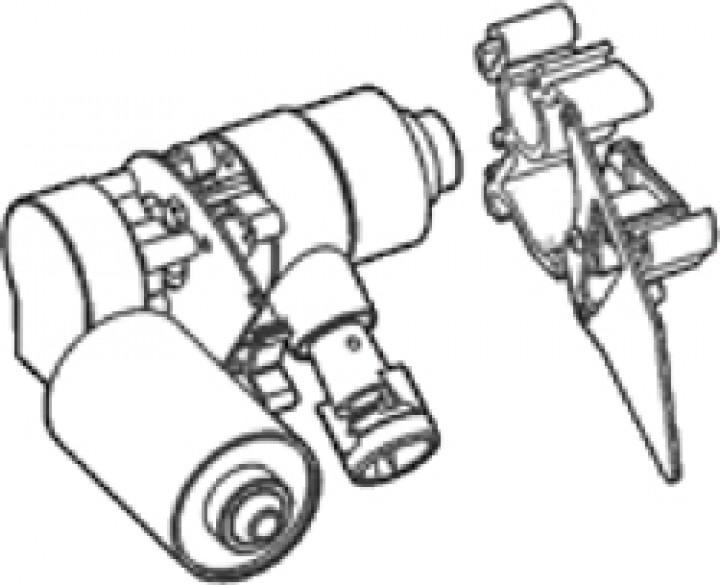 Motoreinheit komplett Thule Omnistor 6002