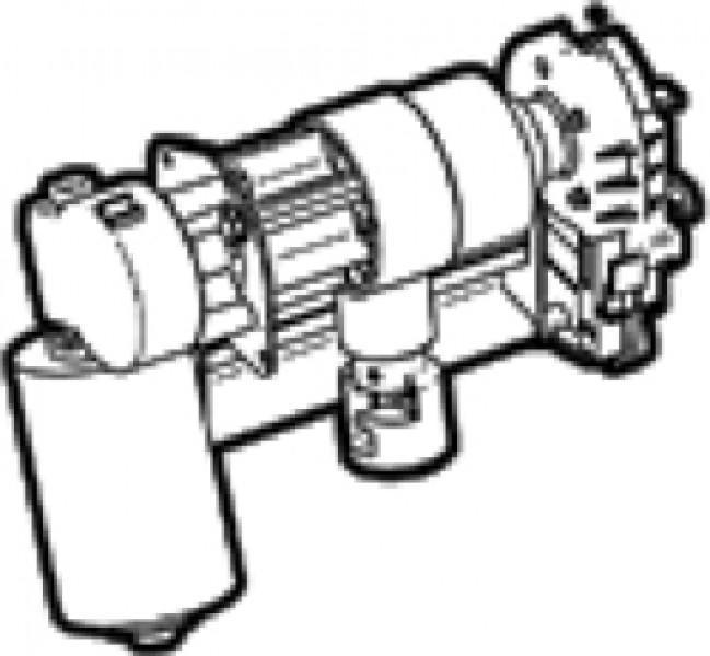 Motoreinheit Thule Omnistor 5002