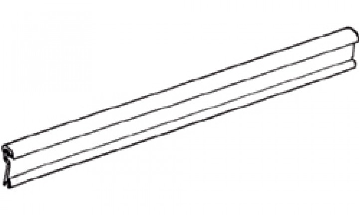 Rückenprofil Thule|Omnistor 6900 - Rückenprofil 5,00m Omnistor 6502 / 6802 / 6900