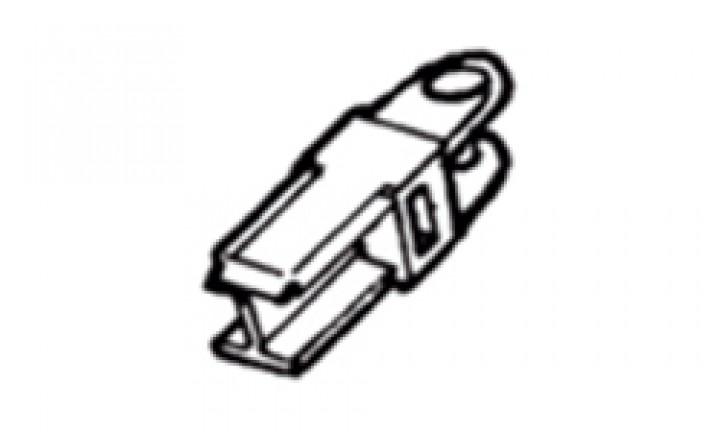 Stützfußgelenk für Omnistor Markise 2 Stück