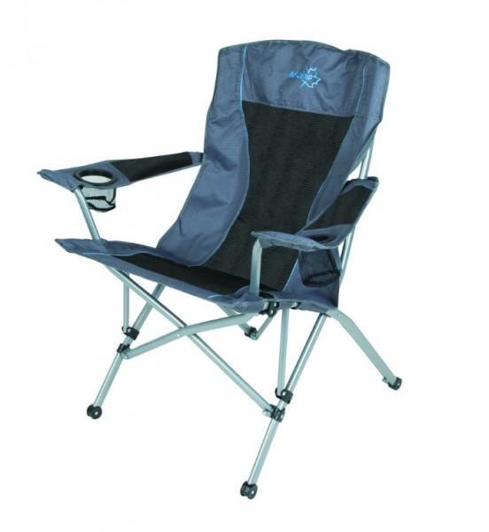 Camping Klappsessel Deluxe Comfort