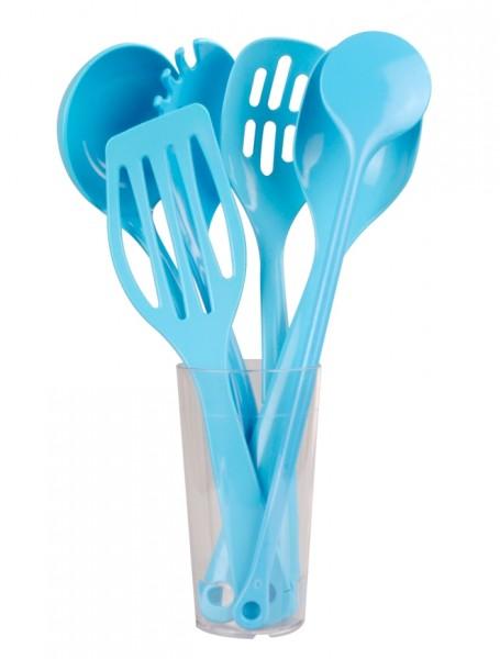 Küchenhelfer Set hellblau