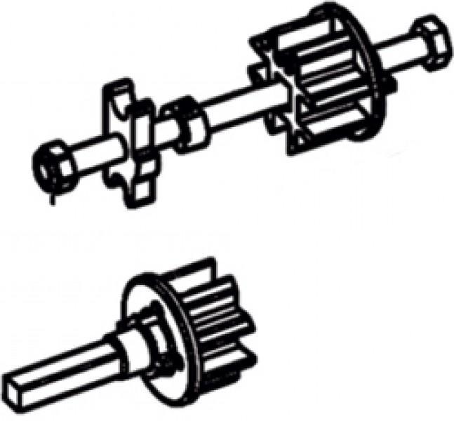 Tuchrollenendkappen Thule|Omnistor 6900 - Tuchrollenendkappe rechts Omnistor 6502 / 6900