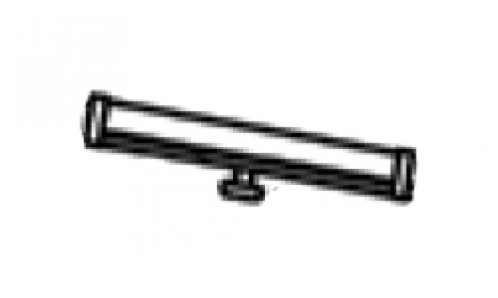 Klemmprofil-Oberteil 73cm, links Safari Residence Serie 5