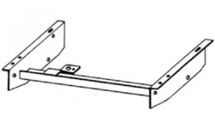 Montagerahmen Omnistep manual 550 alu