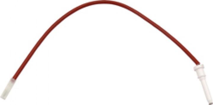 Zündelektrode SMEV - Zündelektrode, alt, Länge ca. 30cm, mit Flachstecker