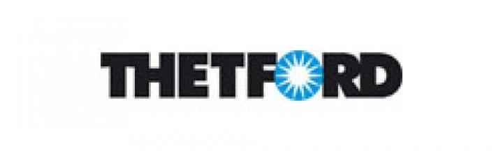 Griff inklusive Verriegelung für Thetford-Kühlschrank