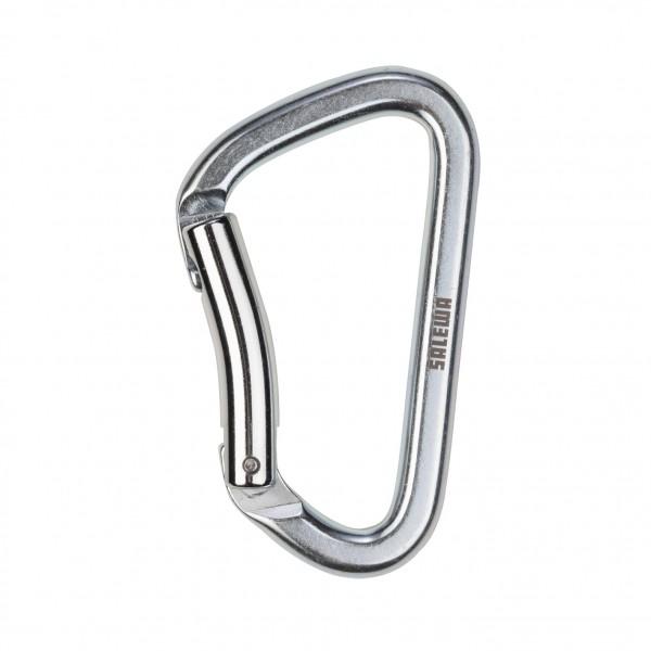 Salewa Karabiner 'Hot Steel Bent'