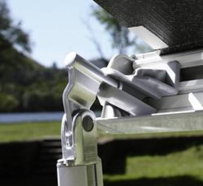 Fiammastore F45 S 350 Deluxe Grey Gehäuse Polarweiß